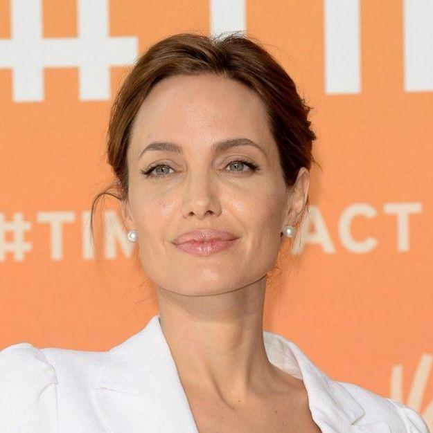 Régime de Angelina Jolie