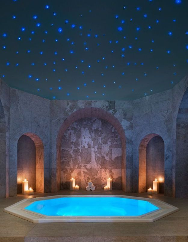 L'Iridium Spa du St Regis Mauritius Resort (Le Morne, Ile Maurice)