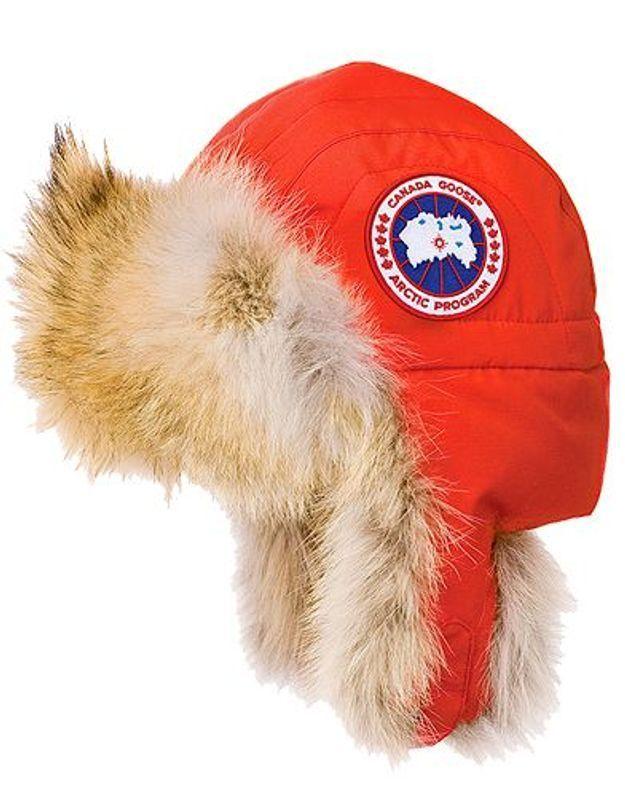 Mode guide shopping look tendance accessoires Chapka Canada Goose1
