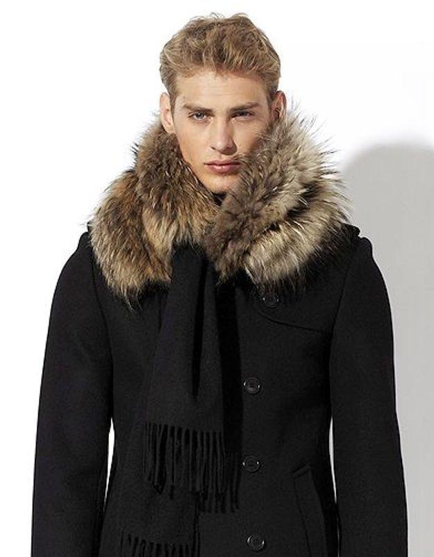 Mode guide shopping look tendance accessoires echarpe paul joe
