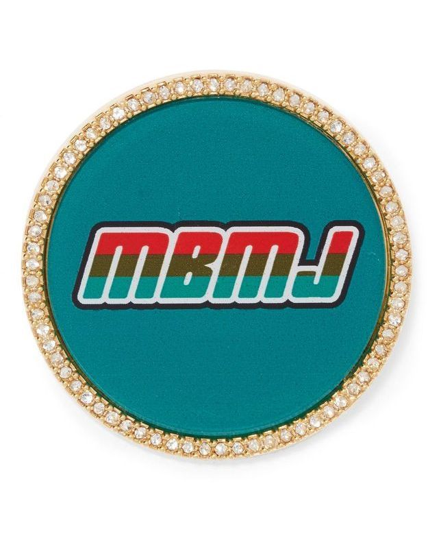 Broche Marc by Marc Jacobs
