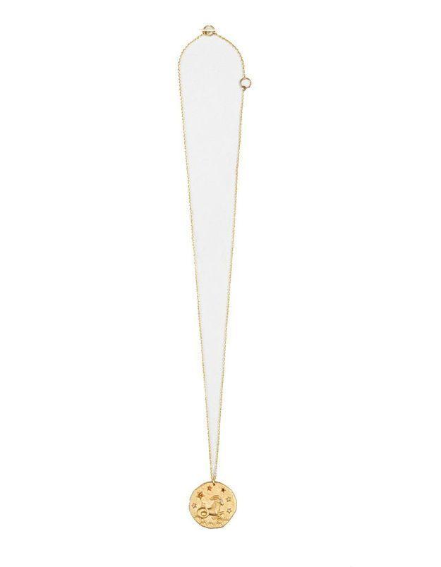 Médaille zodiacale édition Noël Maje