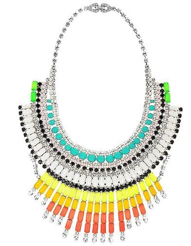 Mode guide shopping tendande accessoire bijoux indien colier tom binns
