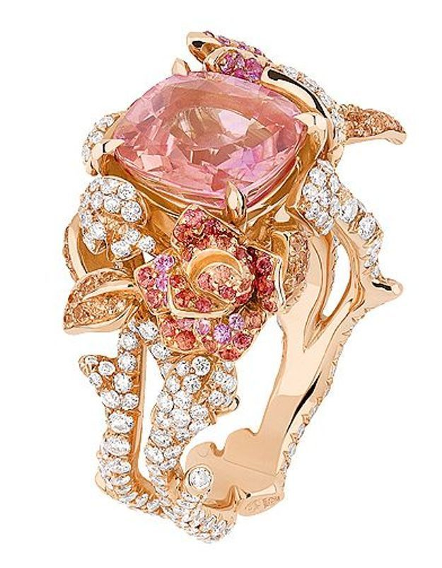 Mode guide shopping bijoux joaillerie luxe dior