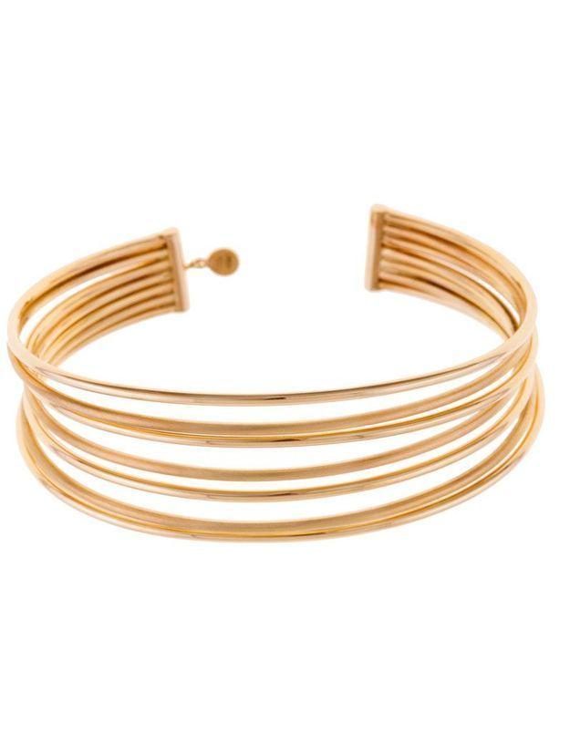 Bracelet jonc manchette Le manège à bijoux