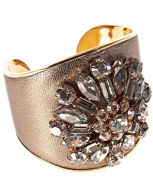 Mode guide shopping bijoux joaillerie luxe bracelet manchette Helene Zubeldia