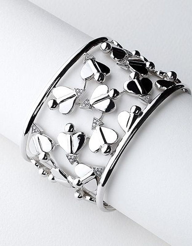 Mode guide shopping bijoux joaillerie luxe bracelet manchette marie paule quercy