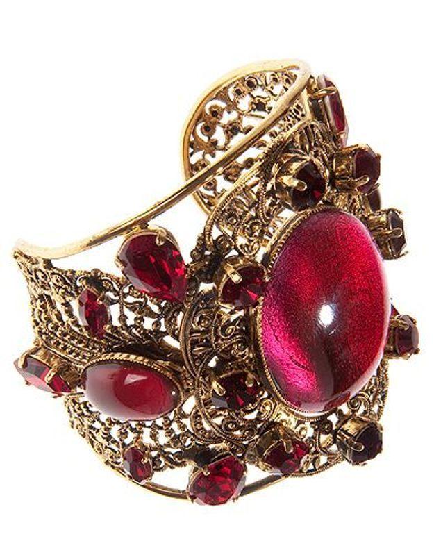Mode guide shopping bijoux joaillerie luxe bracelet manchette Philippe Ferrandis