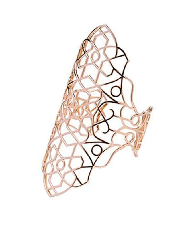 Mode guide shopping bijoux joaillerie luxe bracelet manchette repossi