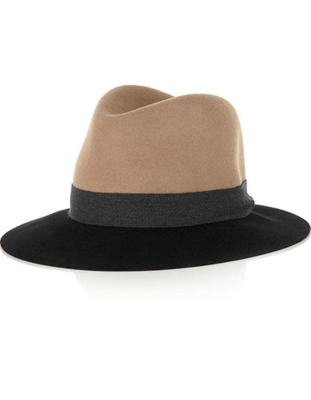 Chapeau bicolore Rag & Bone