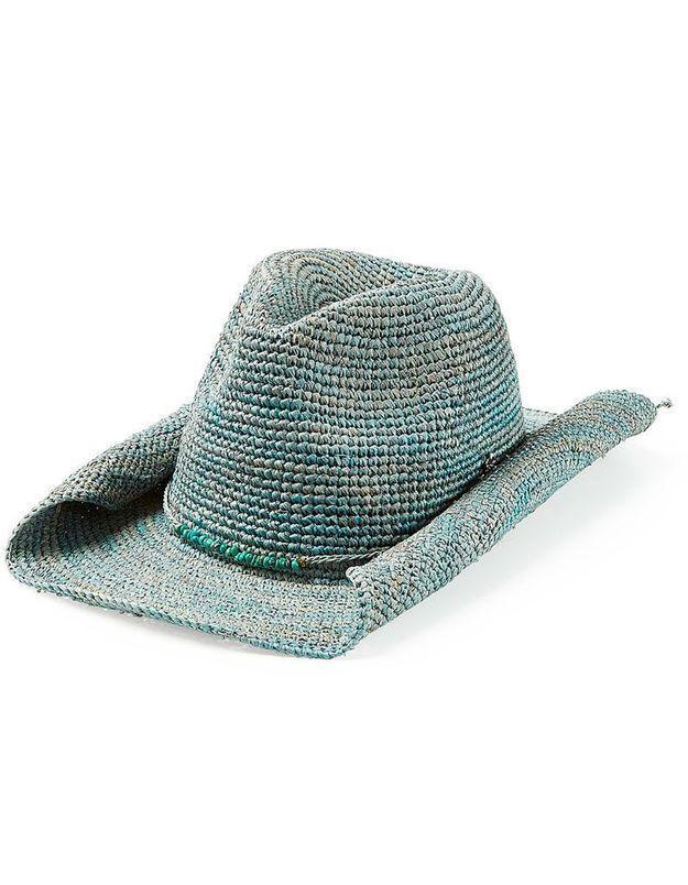 Chapeau de cowboy Florabella