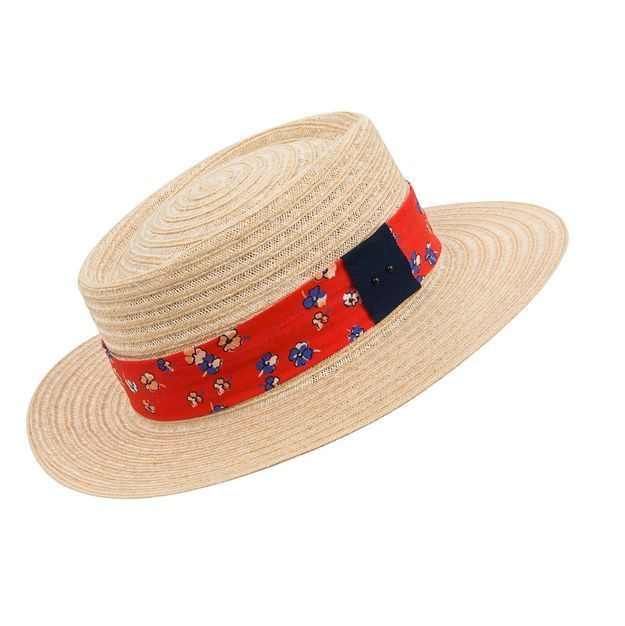 Chapeau de paille Claudie Pierlot