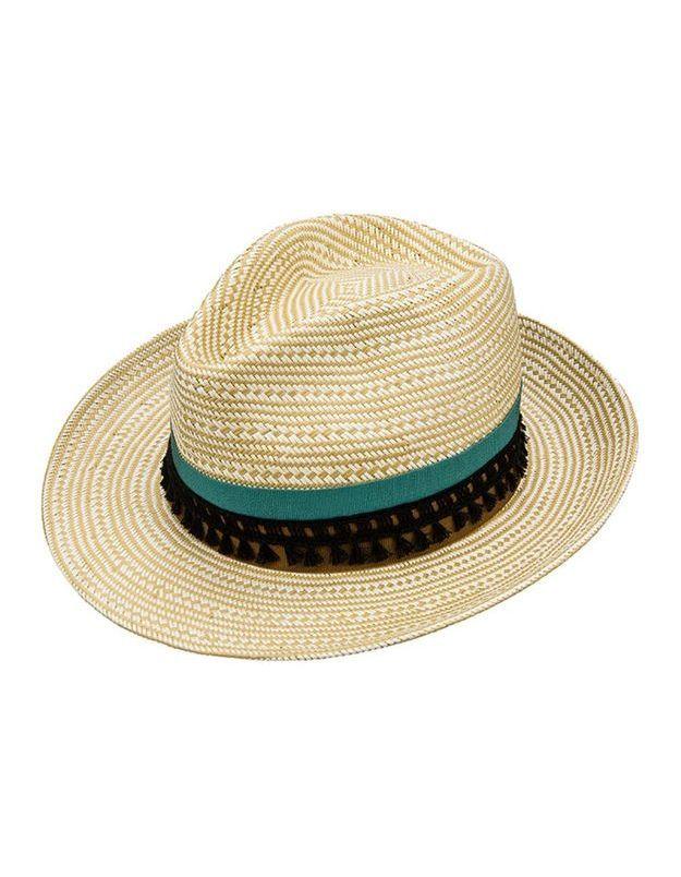 Chapeau de paille Cosmoparis