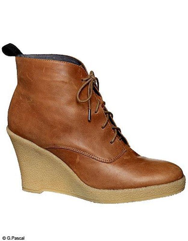 Mode guide shopping tendance accessoires chaussures mellow yellow