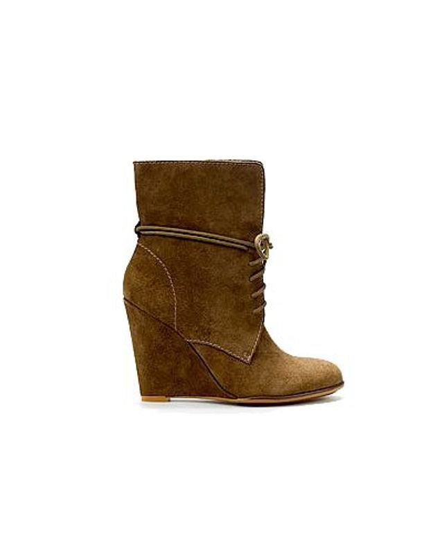 Mode guide shopping tendance accessoires chaussures zara boots
