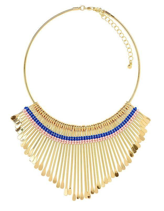 Collier plastron Monki