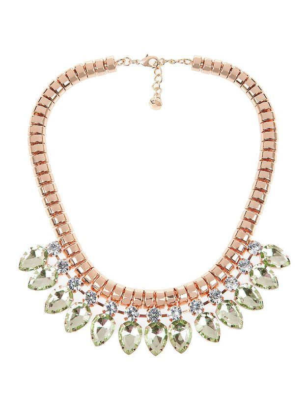 Collier plastron Ted Baker