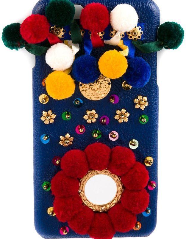 Coque de téléphone Dolce & Gabbana