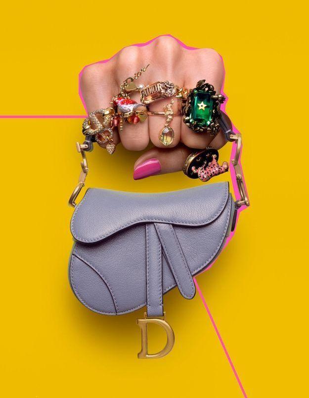 #ELLEFashionCrush : coup de cœur pour les micros-sacs Dior
