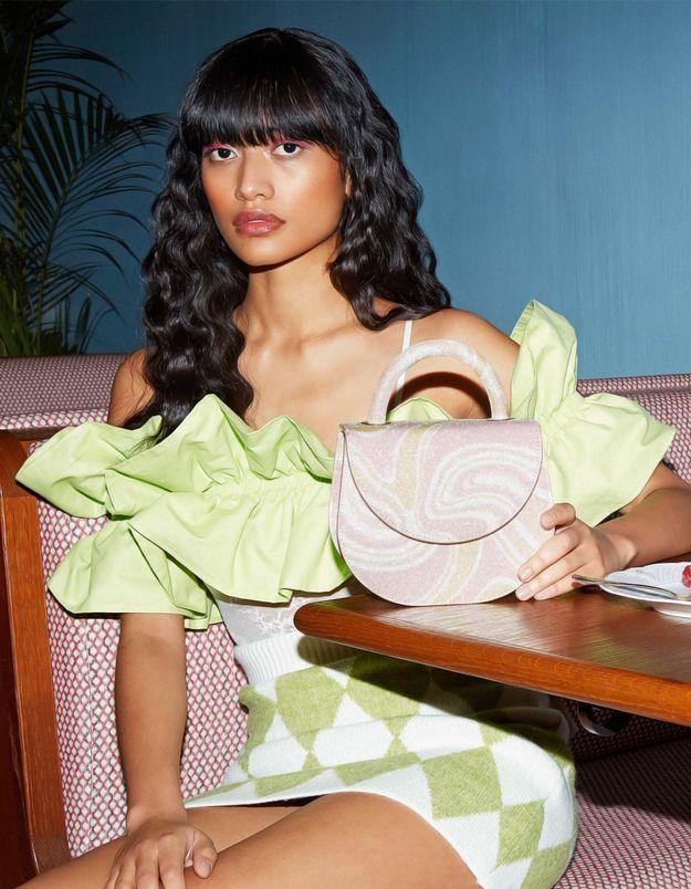 #ELLEFashionCrush : les sacs pop et estivaux de Miyette