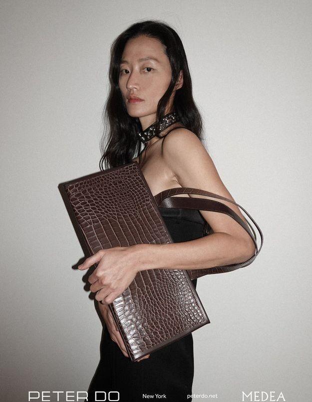 #ElleFashionCrush : Medea x Peter Do, les sacs à main du futur