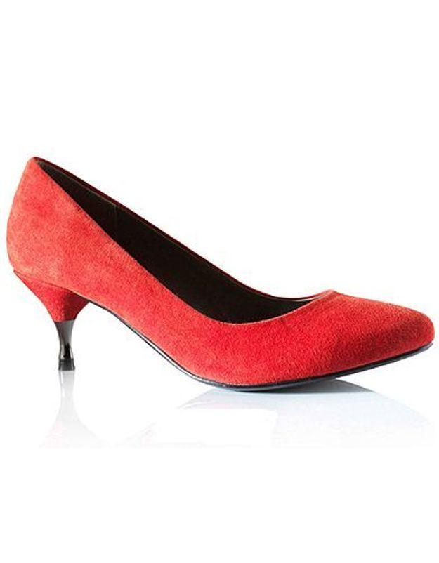 Mode guide shopping tendance accesoires chaussures escarpins 3suisses
