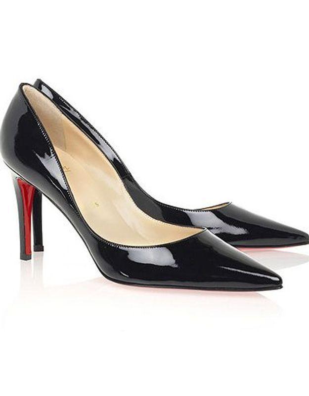 Mode guide shopping tendance accesoires chaussures escarpins louboutin