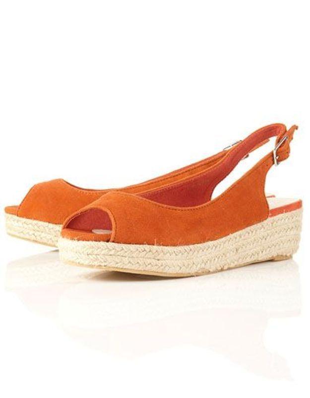 Topshop Orange