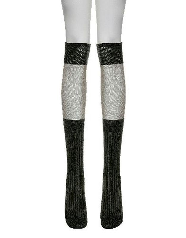 Mode tendance look shopping accessoires chaussettes hautes mytheresa