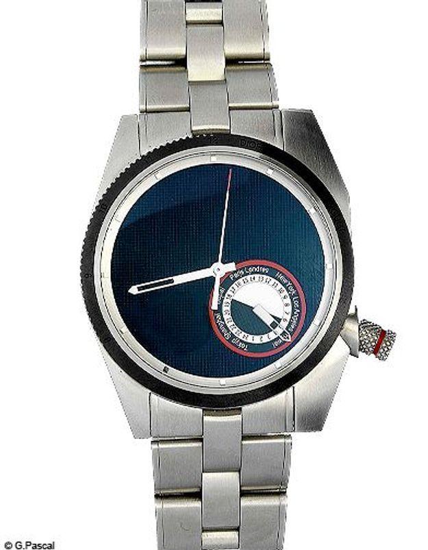 Mode shopping tendances hommes accessoires montres dior