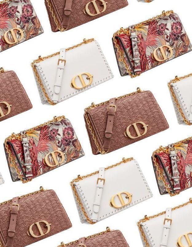 It-pièce : Dior réinvente le sac 30 Montaigne