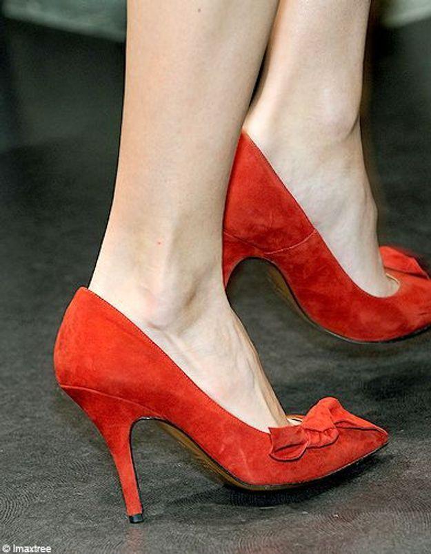 Mode guide shopping tendance look conseils accessoires escarpins pointus