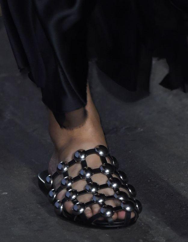 Chaussures Alexander Wang printemps-été 2016