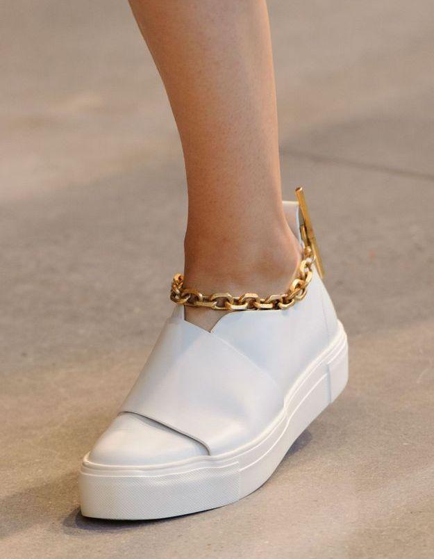 Chaussures Calvin Klein printemps-été 2016