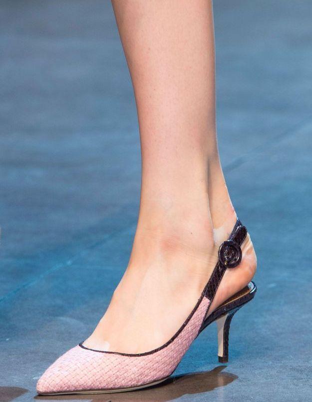 Chaussures Dolce & Gabbana printemps-été 2016