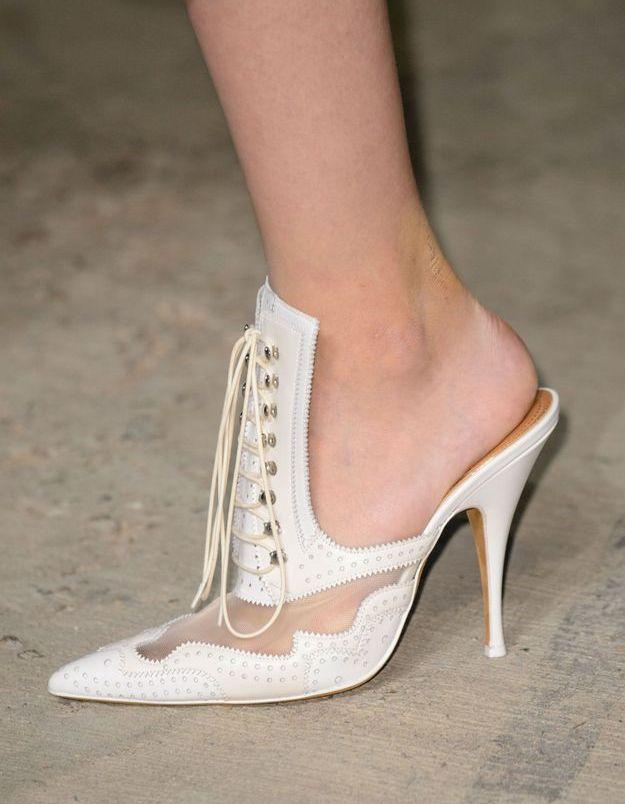 Chaussures Givenchy printemps-été 2016