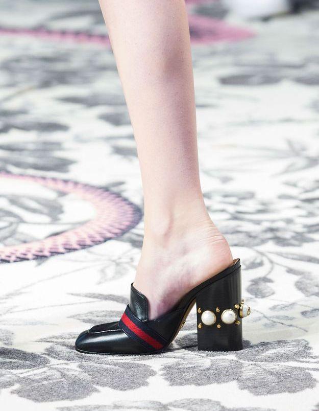 Chaussures Gucci printemps-été 2016