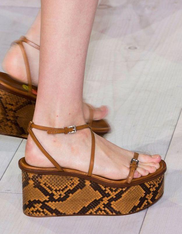 Chaussures Kors printemps-été 2016