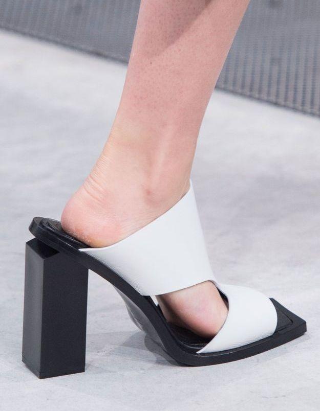 Chaussures Marni printemps-été 2016