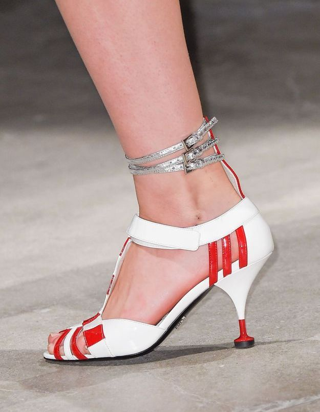 Chaussures Prada printemps-été 2016