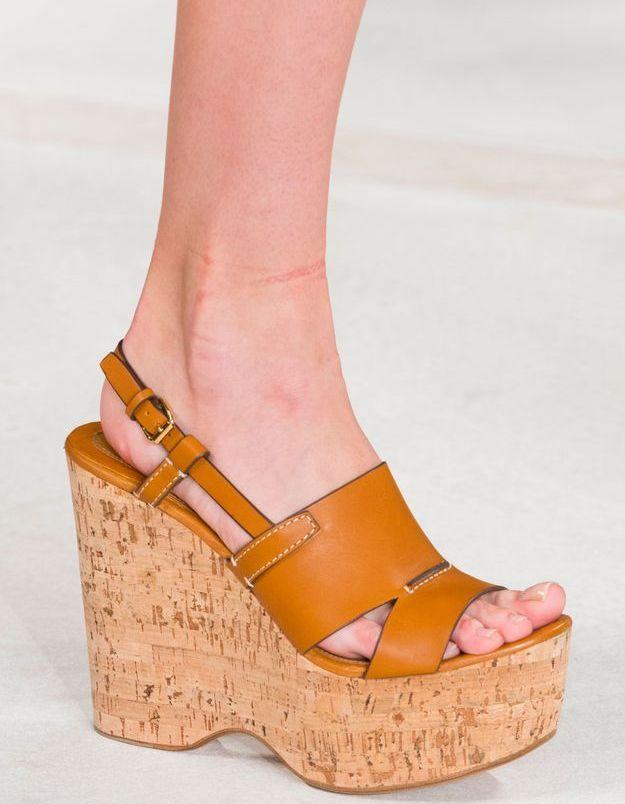 Chaussures Ralph Lauren printemps-été 2016