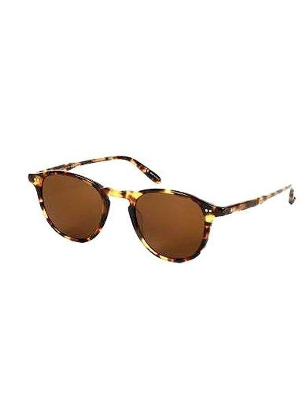 Mode tendance guide shopping lunettes visage rond garrett leight colette