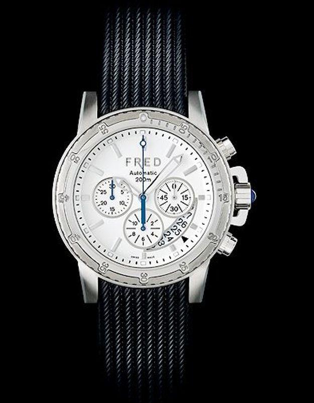 Mode shopping tendance accesoires montres luxe fred