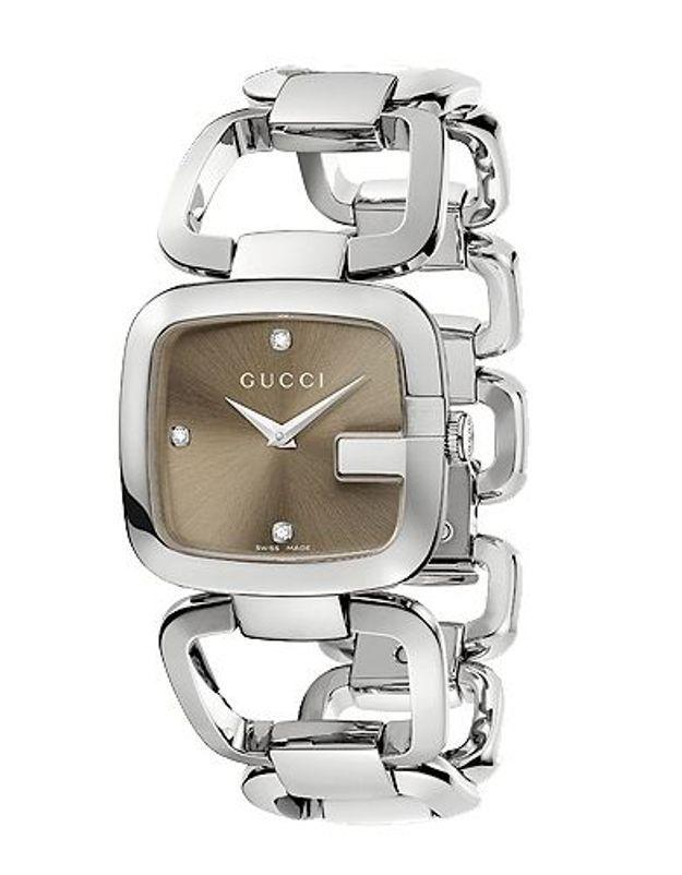 Mode shopping tendance accesoires montres luxe gucci