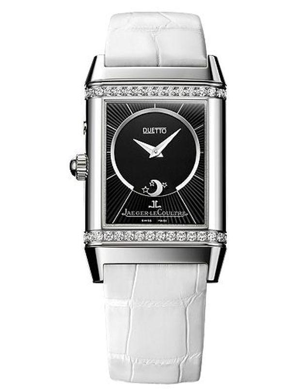 Mode shopping tendance accesoires montres luxe Reverso Duetto