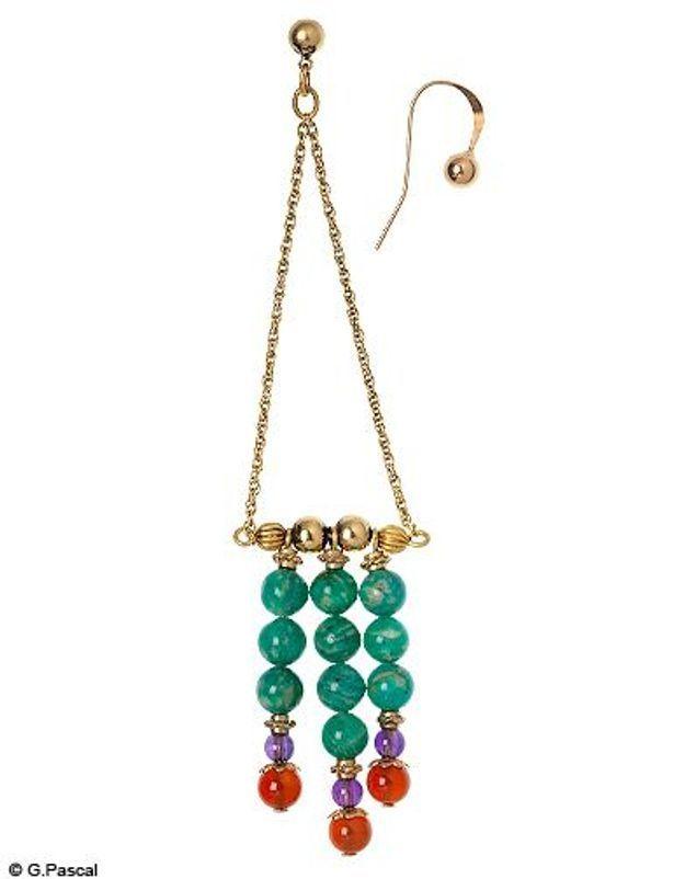 Mode tendance guide shopping accessoires bijoux boucles oreilles deparailees ela stone 5 octobre