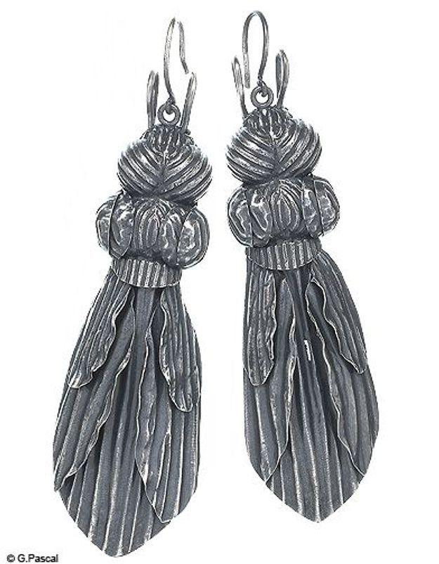 Mode accessoires guide shopping boucles oreilles retro bottega veneta