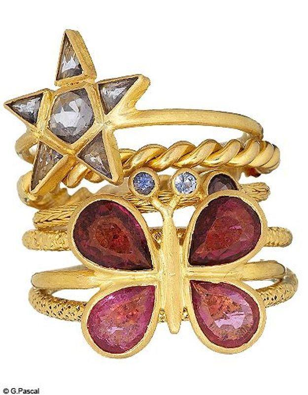 Mode guide shopping accesoires bijoux bagues marie helene de taillac