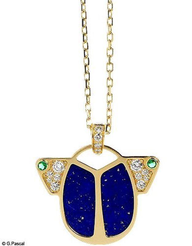 Mode diaporama shopping tendance accessoires bijoux chance cartier 1