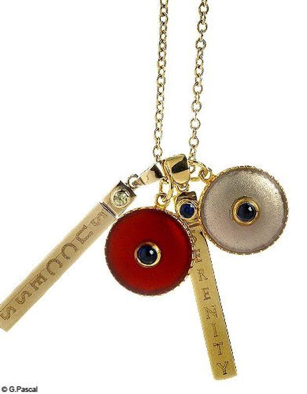 Mode diaporama shopping tendance accessoires bijoux chance perlota 4